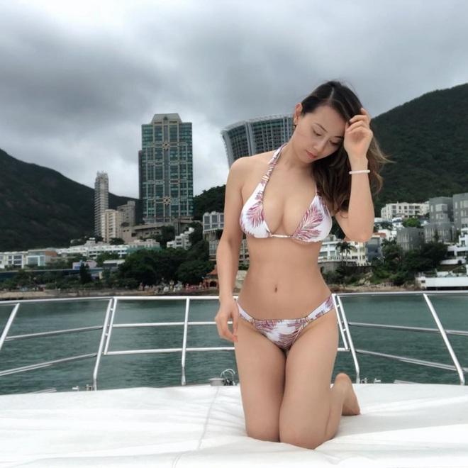 Nhan sắc nóng bỏng của Hoa hậu Hong Kong thẳng thừng từ chối lời mời tiền tỷ từ đại gia - Ảnh 9.