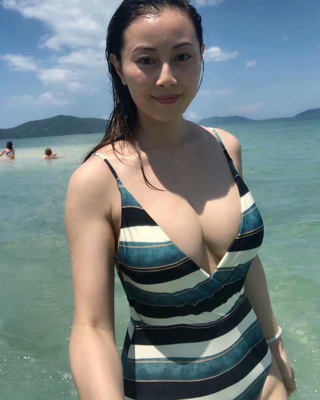 Nhan sắc nóng bỏng của Hoa hậu Hong Kong thẳng thừng từ chối lời mời tiền tỷ từ đại gia - Ảnh 10.