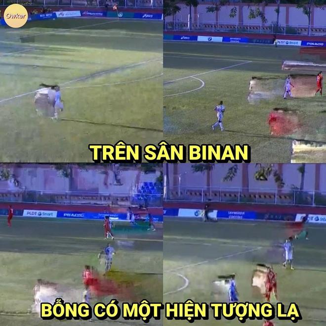 CĐV tiếp tục bức xúc khi xem U22 Việt Nam đá SEA Games, có người tưởng tivi bị hư - Ảnh 2.