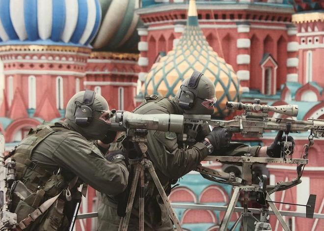 Súng bắn tỉa VN vừa mua: Cận vệ Putin tin dùng, quân đội Mỹ khen hết lời - Ảnh 3.