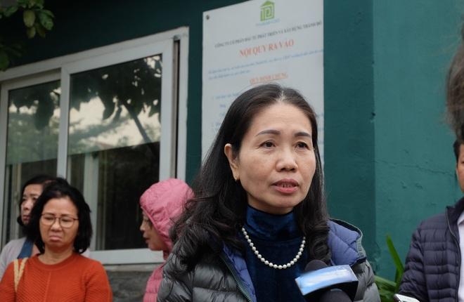 Bị lật kèo, khách hàng Cocobay Đà Nẵng ùn ùn kéo đến trụ sở Thành Đô đòi quyền lợi - Ảnh 7.