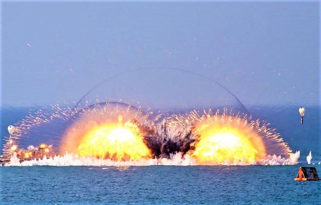 Vũ khí nhiệt áp - vũ khí hạt nhân không phóng xạ - Ảnh 1.