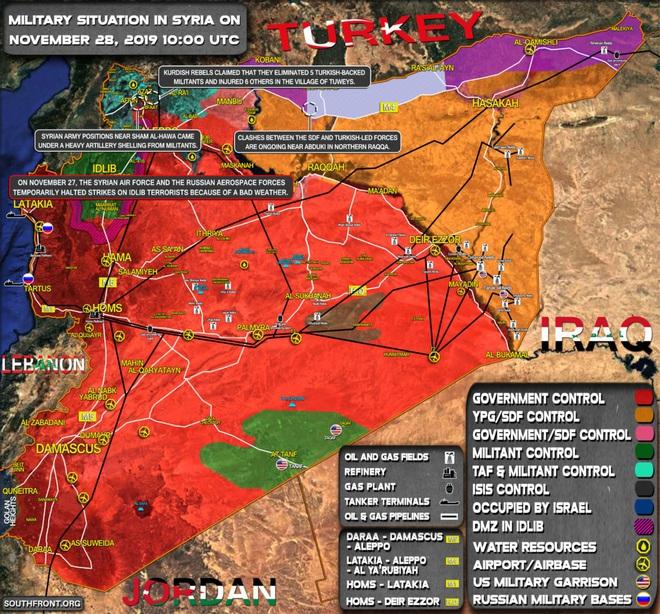 CẬP NHẬT: Anh, Pháp bất ngờ muốn tự sa chân vào hố lửa Syria - Tên lửa Kalibr bất ngờ giáng đòn sấm sét? - Ảnh 3.