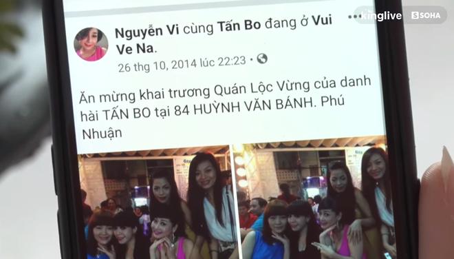 Vợ nghệ sĩ Tấn Bo: Bể nợ, người ta tạt sơn, hắt mắm tôm vào nhà, đe dọa bắt cóc con em - Ảnh 7.