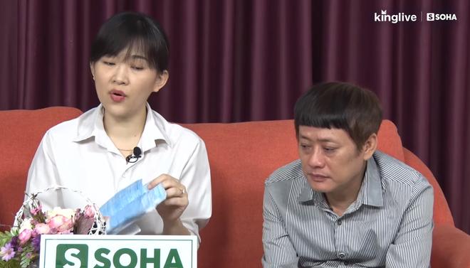 Vợ nghệ sĩ Tấn Bo: Bể nợ, người ta tạt sơn, hắt mắm tôm vào nhà, đe dọa bắt cóc con em - Ảnh 2.