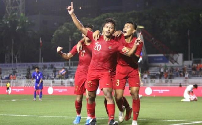Xem TRỰC TIẾP Bóng đá SEA Games: U22 Indonesia vs U22 Singapore