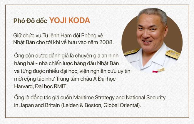 Nguyên Tư lệnh Hạm đội Phòng vệ Nhật Bản: Tàu tuần tra Mỹ sẽ giúp năng lực hàng hải của Việt Nam khởi sắc - Ảnh 3.