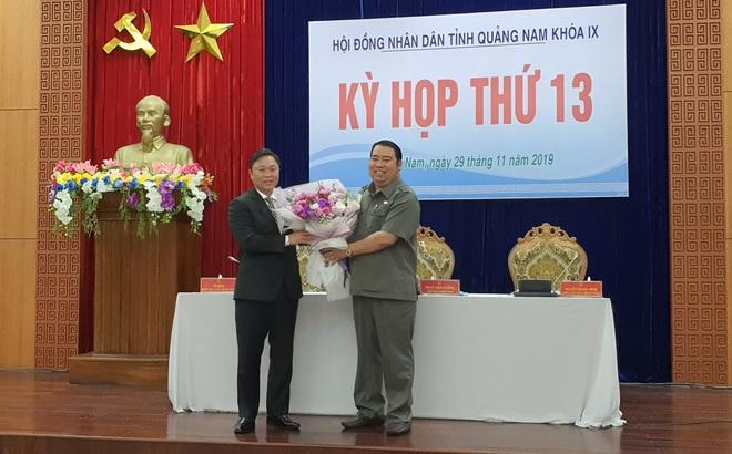 Ông Lê Trí Thanh đảm nhiệm chức vụ Chủ tịch tỉnh Quảng Nam