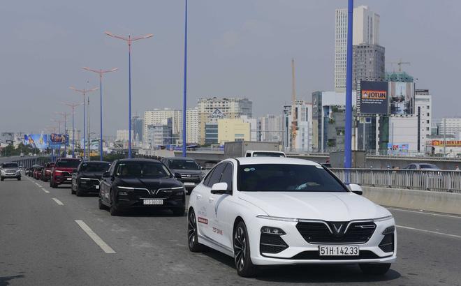 VinFast tung ưu đãi đặc biệt cho khách hàng mua ô tô