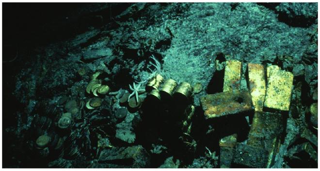 Cuộc trục vớt kho vàng lớn nhất nước Mỹ và lời nguyền của con tàu - Kỳ 1 - Ảnh 1.