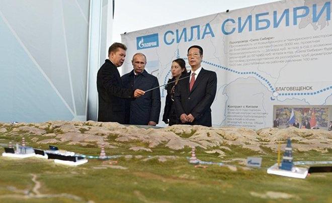 Sức mạnh Siberia: Nga nhất tiễn hạ song điêu, Trung Quốc mừng húm, Ukraine vã mồ hôi - Ảnh 1.