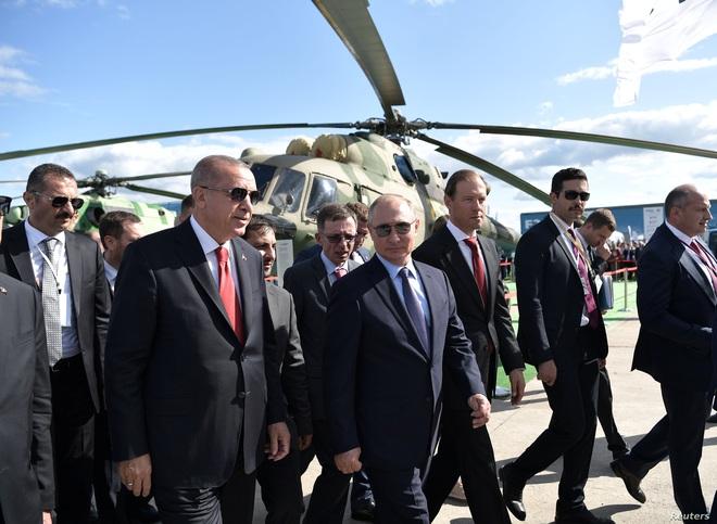 Mỹ tuốt gươm khỏi vỏ quyết xử S-400, Nga có giúp được Thổ Nhĩ Kỳ qua cơn hoạn nạn? - Ảnh 3.