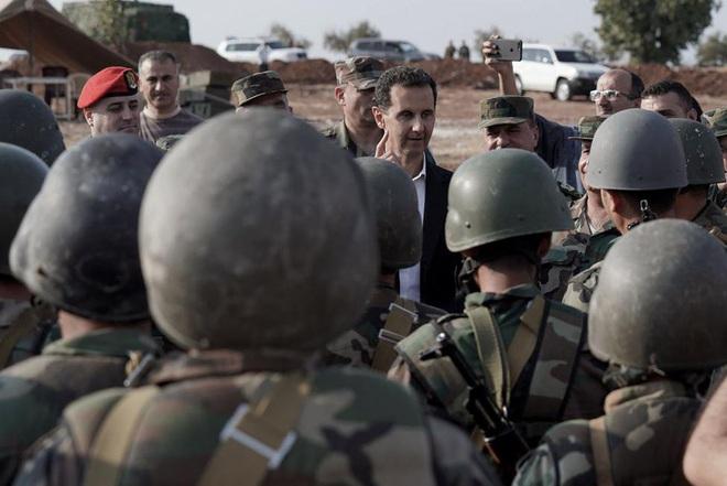 Có kinh nghiệm chiến thắng ở Syria trong tay, Nga mở đòn bẩy chinh phục thế giới? - Ảnh 2.