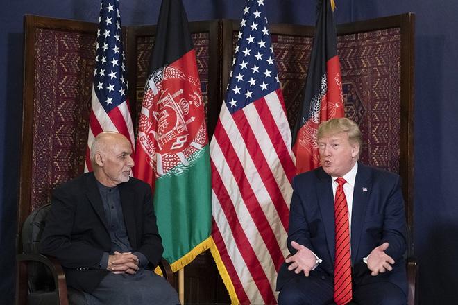 Tiết lộ hậu trường chuyến đi bí mật đến Afghanistan của TT Trump: Kế hoạch đánh lừa dư luận hoàn hảo - Ảnh 6.