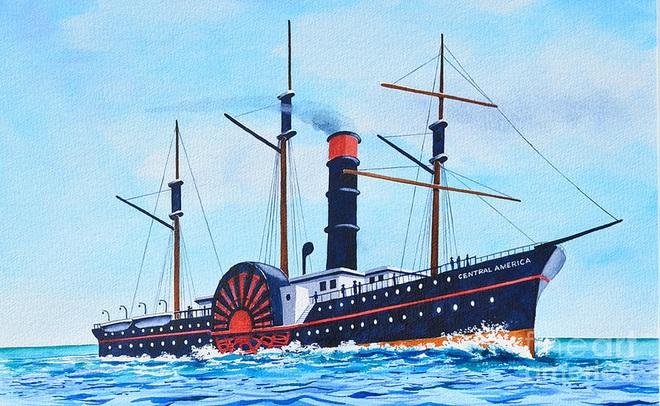 Cuộc trục vớt kho vàng lớn nhất nước Mỹ và lời nguyền của con tàu - Kỳ 2 - Ảnh 2.
