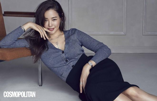 Vẻ đẹp nóng bỏng của Hoa hậu đẹp nhất Hàn Quốc là tiến sĩ âm nhạc, có xuất thân danh giá - Ảnh 8.