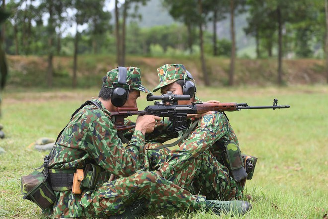 Đi tắt đón đầu: Lính bắn tỉa Việt Nam được trang bị kho vũ khí mạnh nhất - Ảnh 4.