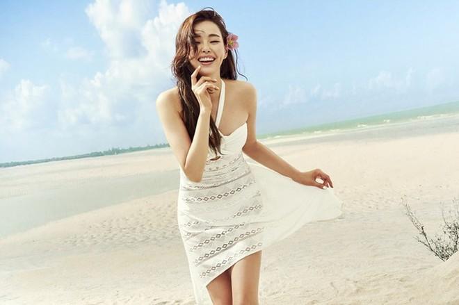 Vẻ đẹp nóng bỏng của Hoa hậu đẹp nhất Hàn Quốc là tiến sĩ âm nhạc, có xuất thân danh giá - Ảnh 9.