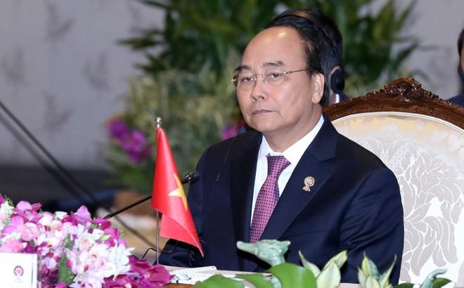 Thủ tướng Nguyễn Xuân Phúc phát biểu trước ASEAN:  An ninh và ổn định trên Biển Đông hiện rất mong manh