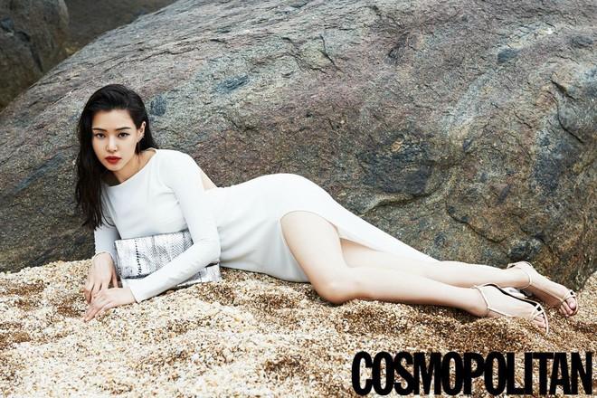 Vẻ đẹp nóng bỏng của Hoa hậu đẹp nhất Hàn Quốc là tiến sĩ âm nhạc, có xuất thân danh giá - Ảnh 10.