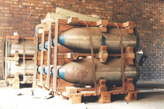 Giải mã lý do Nam Phi quyết định từ bỏ vũ khí hạt nhân - Ảnh 2.