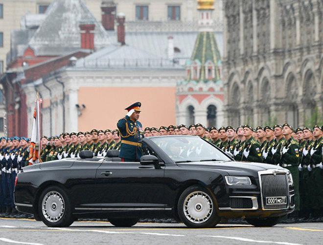 Nga đánh tiếng mời, Mỹ sẽ tham gia Lễ duyệt binh Ngày Chiến thắng trên Quảng trường Đỏ? - Ảnh 3.
