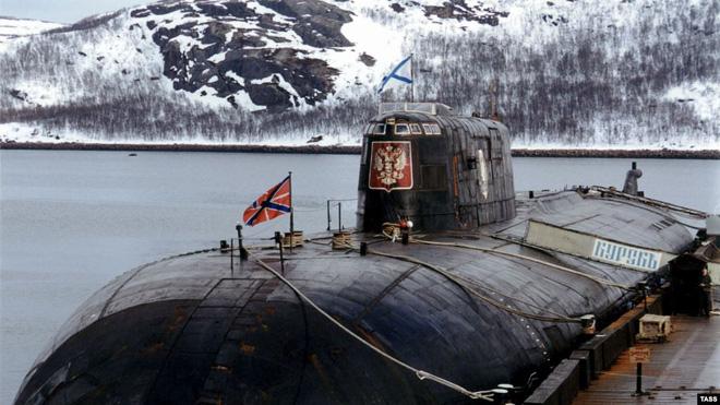 Công nghệ tuyệt mật của Mỹ theo dõi tàu ngầm Nga chính xác tới từng mét - Ảnh 1.