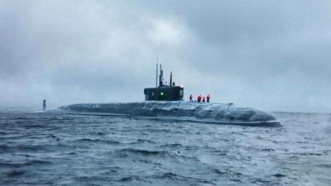 Công nghệ tuyệt mật của Mỹ theo dõi tàu ngầm Nga chính xác tới từng mét - Ảnh 3.