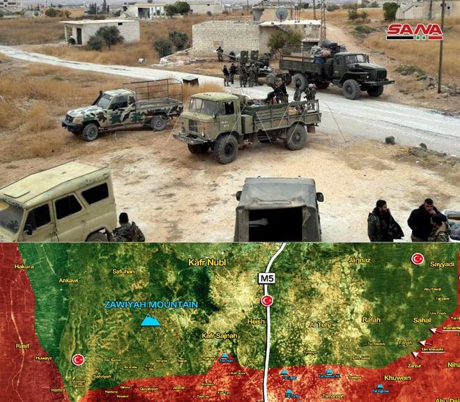 Điểm nóng quân sự tuần qua: Mỹ-NATO thiệt hại nặng - Syria, Israel căng thẳng - Ảnh 1.
