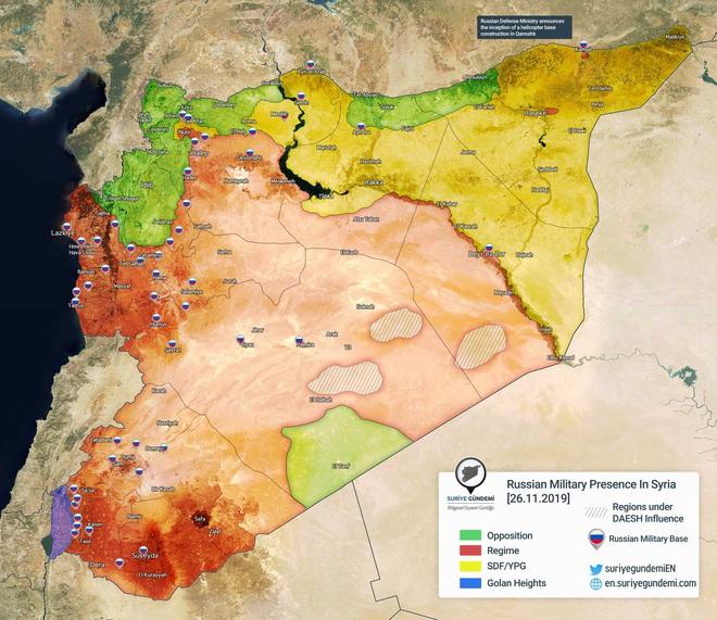 Điểm nóng quân sự tuần qua: Mỹ-NATO thiệt hại nặng - Syria, Israel căng thẳng - Ảnh 3.
