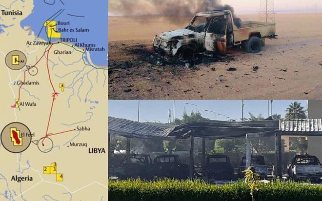 Điểm nóng quân sự tuần qua: Mỹ-NATO thiệt hại nặng - Syria, Israel căng thẳng - Ảnh 8.