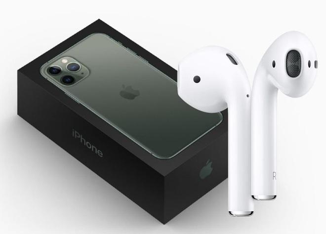 Sốc đến mức khó tin: Apple sẽ tặng kèm AirPods cho ai mua iPhone 2020 - Ảnh 1.