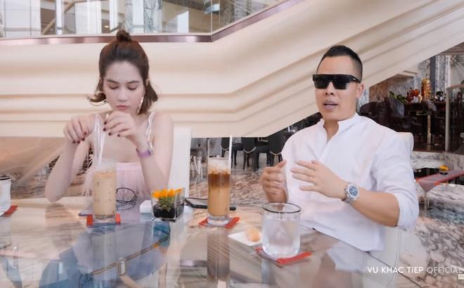 Ngọc Trinh tiết lộ làm liveshow kỷ niệm 15 năm tình bạn với Vũ Khắc Tiệp, tổ chức miễn phí tại sân vận động