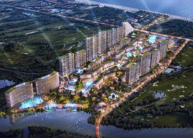 Ngân hàng độc quyền cho vay mua hàng nghìn căn Condotel Cocobay Đà Nẵng lần đầu lên tiếng - Ảnh 1.