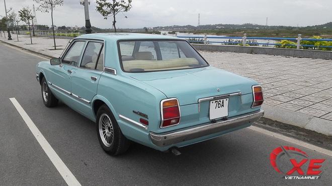 Ô tô Toyota đời 1978 cực hiếm bán giá 220 triệu tại Việt Nam - Ảnh 2.