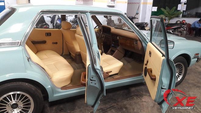 Ô tô Toyota đời 1978 cực hiếm bán giá 220 triệu tại Việt Nam - Ảnh 4.
