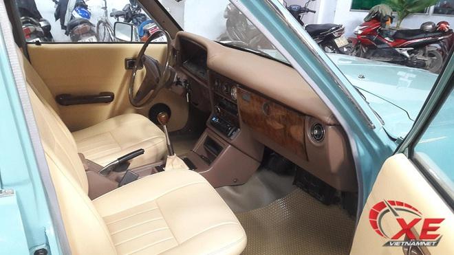 Ô tô Toyota đời 1978 cực hiếm bán giá 220 triệu tại Việt Nam - Ảnh 5.