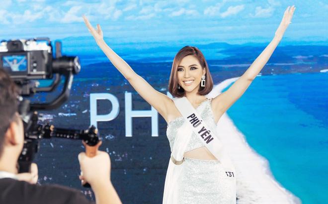 Tường Linh chinh phục Hoa hậu Hương Giang nhờ khả năng nói tiếng Anh