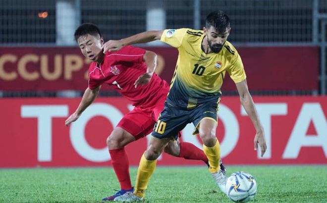 Bị cấm đá sân nhà, đội bóng Triều Tiên từng thắng Hà Nội FC đánh mất chức vô địch AFC Cup