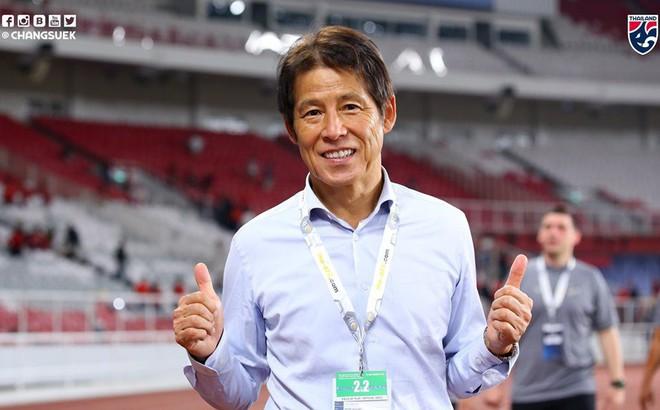 Trước ngày đấu Việt Nam, trợ lý Thái Lan bất ngờ tiết lộ về bí kíp của HLV Nishino