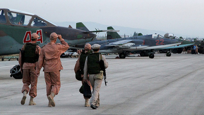 Xe quân sự Mỹ bị tấn công tới tấp, S-300, S-400 Nga tê liệt trên toàn lãnh thổ Syria - Ảnh 7.