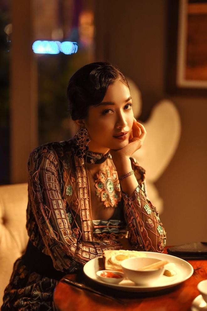 S.T Sơn Thạch chi 25 triệu mua tóc giả để hóa trang trong MV mới - Ảnh 7.