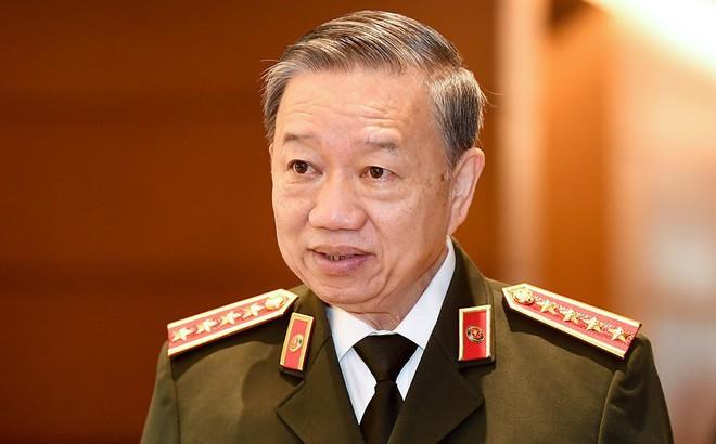 Đại tướng Tô Lâm: Đoàn Bộ Công an mang theo nhiều ADN đã đến Anh, sớm nhất 3h chiều báo cáo về