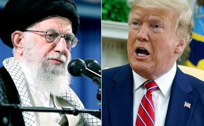 """Quan hệ Mỹ-Iran và 40 năm là """"kẻ thù không đội trời chung"""""""