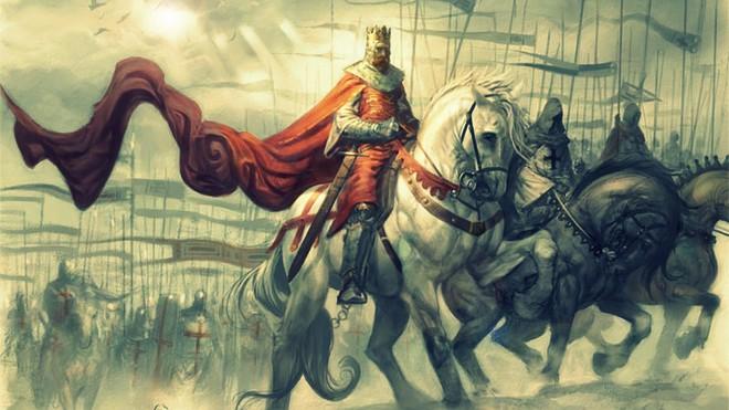 Bi kịch đen tối nhất lịch sử Hiệp sĩ dòng Đền: Nhận cái chết oan trái, kho báu chôn chung nấm mồ - Ảnh 2.