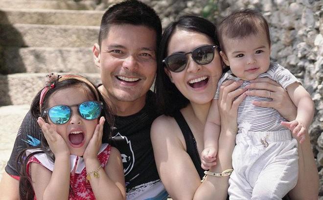 """""""Mỹ nhân đẹp nhất Philippines"""" Marian Rivera khoe ảnh gia đình 4 người, ai nấy đều phải thốt lên vì nhan sắc tuyệt phẩm"""