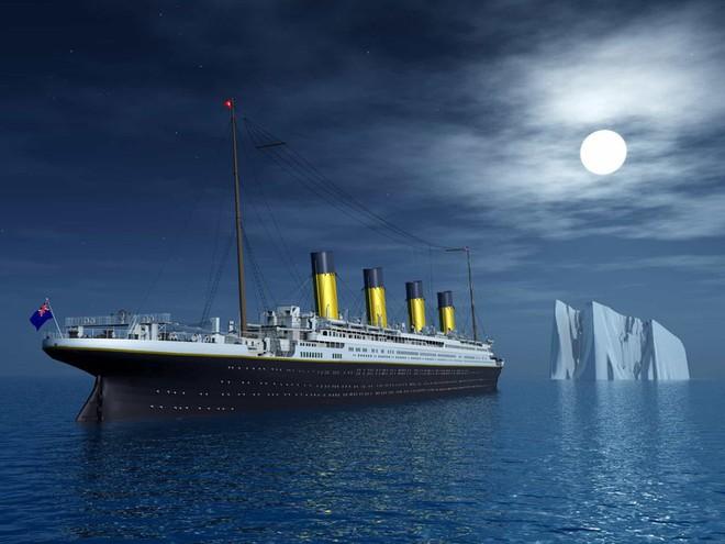 Tàu Titanic lẽ ra có thể được cứu. Tuy nhiên, việc đường dây liên lạc trên tàu bị trễ 30 giây đã khiến thuyền trưởng không kịp thay đổi lộ trình của con tàu.