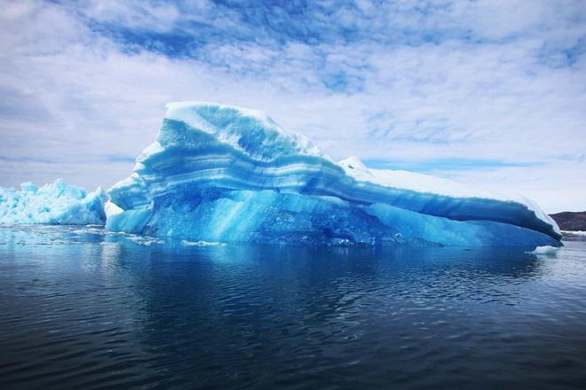 Các nhà khoa học tin rằng tảng băng trôi mà tàu Titanic đâm phải được hình thành vào khoảng thời gian 1.000 năm trước Công nguyên