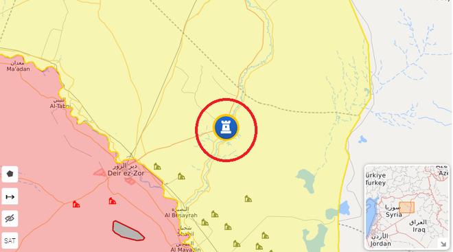 Xe quân sự Mỹ bị tấn công tới tấp, S-300, S-400 Nga tê liệt trên toàn lãnh thổ Syria - Ảnh 4.