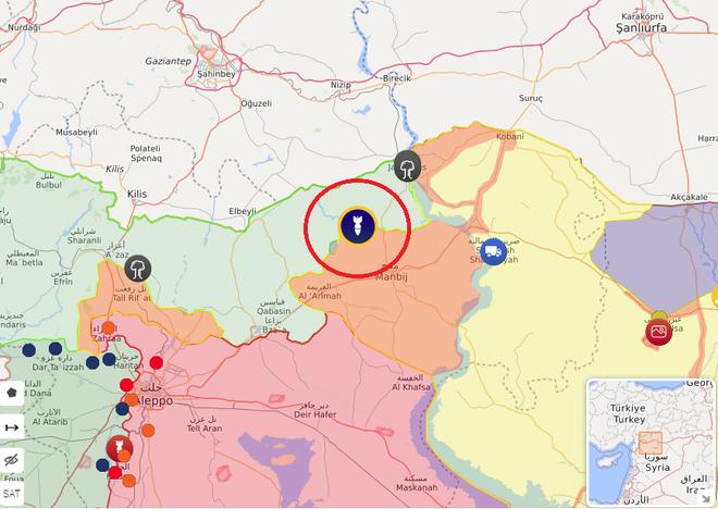 Xe quân sự Mỹ bị tấn công tới tấp, S-300, S-400 Nga tê liệt trên toàn lãnh thổ Syria - Ảnh 16.